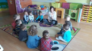 ''Jak mieszkają zwierzęta'' warsztaty edukacyjne JAKU