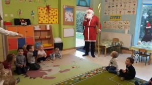 Spotkanie ze Świętym Mikołajem 2017